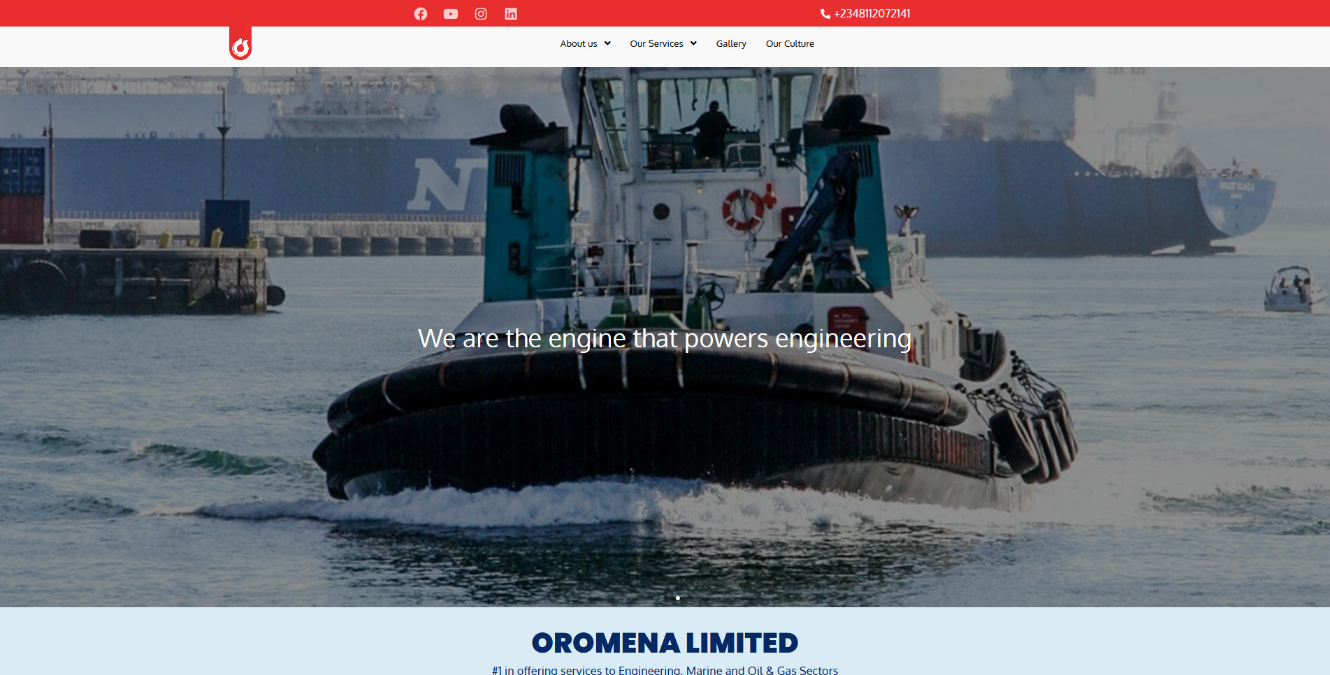 Oromena – Offering Engineering Services